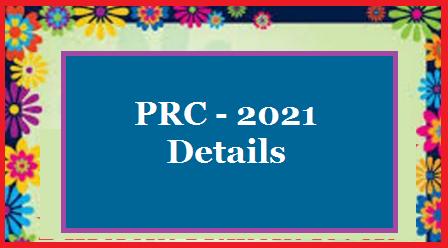 Telangana first PRC Report 2021: View full report here