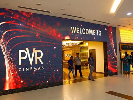 "PVR Cinemas reopen in Hyd, Telangana, Huge adv booking for ""Tenet"""