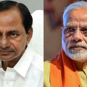 """KCR's """"Bharat Bandh"""" is not for farmers, but to avenge against BJP for defeating TRS in GHMC polls"""