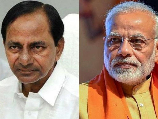 "KCR's ""Bharat Bandh"" is not for farmers, but to avenge against BJP for defeating TRS in GHMC polls"