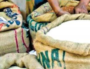 Foodgrains (paddy) procurement in Telangana since 2014