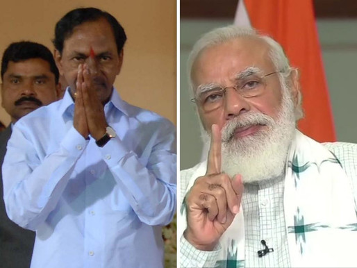 KCR's 'non BJP conclave' heading for an utter flop