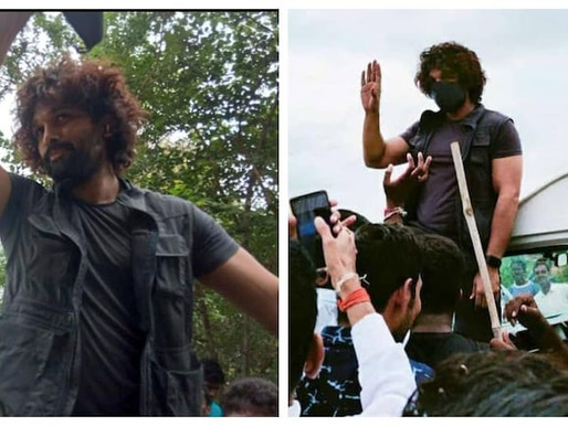 "Police complaint filed against Allu Arjun, ""Pushpa"" team in Telangana"
