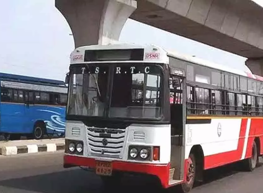TSRTC to resume Hyd city bus services from tomorrow after 6 months, Inter-state buses to KTK, MAHA