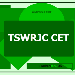 TSWRJC CET 2021 cancelled, selection through SSC Marks
