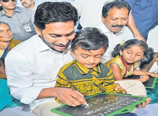 AP Schools to reopen on Nov 2: CM Jagan