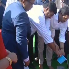 Land resurvey begins in Andhra after 100-yrs, CM Jagan to make AP 'land disputes-free State' by 2023