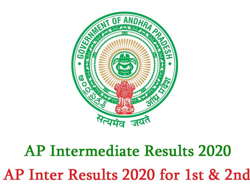 AP Inter Results 2020: BIEAP 1st&2nd Year Results to be Declared Tomorrow, June 12 at 4pm!