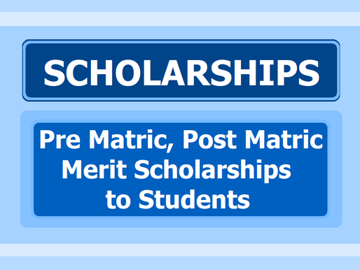 Govt of India (GoI) scholarships for Minority Students 2020-21: Latest Update