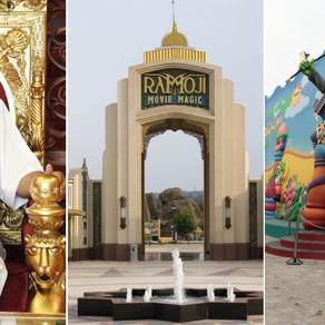 Ramoji Film City Rented Out! Corona effect!!