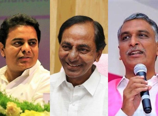 KTR, Harish face KCR's litmus test for Dubbaka, GHMC polls