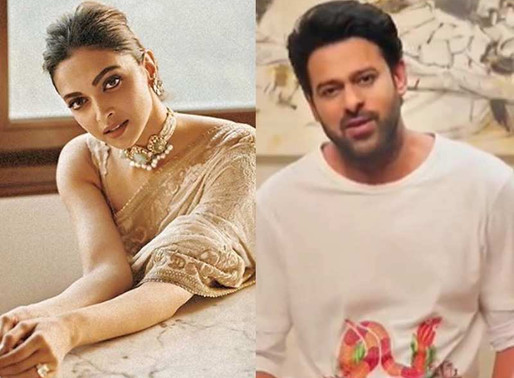 Deepika beyond thrilled to act with Prabhas!