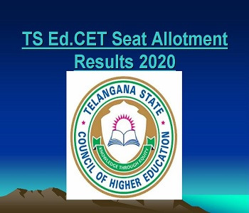 TS Edcet 2020 Counselling: B.Ed Seat Allotment: Latest Update