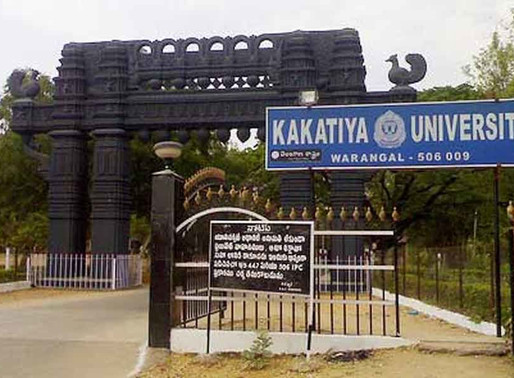 Kakatiya University Exams Postponed on Oct 19, 20