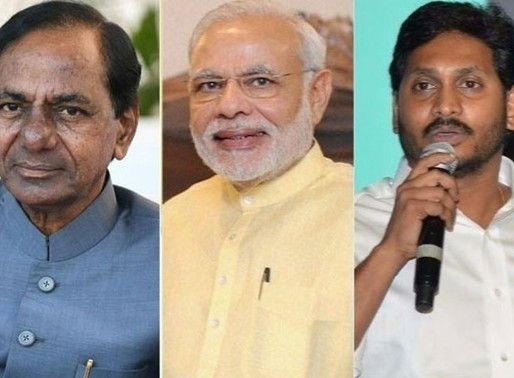 KCR takes Jagan, Modi to task on water disputes between TS, AP: Writes letter to Centre