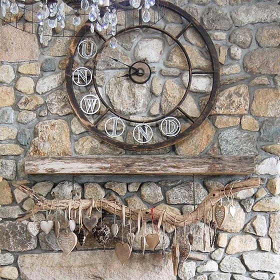Herzlich Willkommen! (Heartfelt Welcome!) My Wooden Heart Collection, It Started in the Alps!