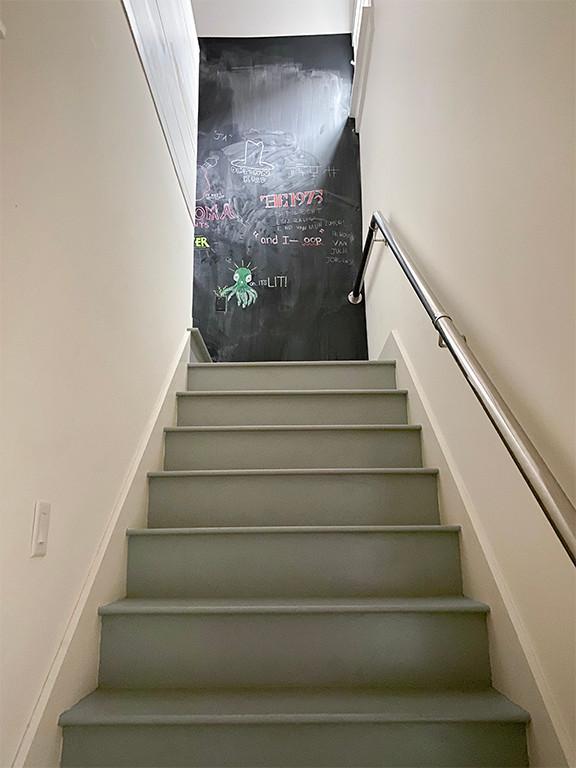 Stairway to Kids Bunkroom