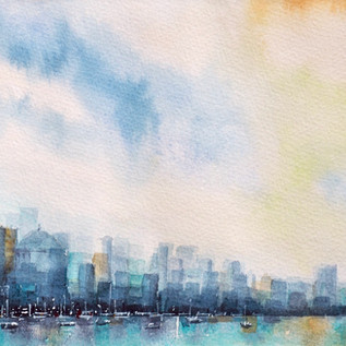 Cityscape  Waterfront