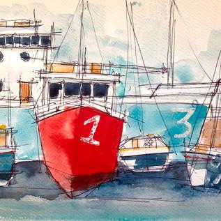 Boat Yard