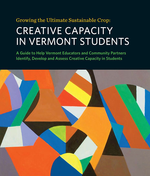 Creative Capacity Guide Cover