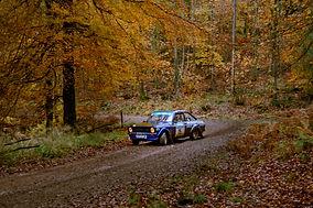 Jason Gardner Mike Jode Ford Escort 7th