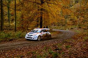 Class 03 winners Steve Black Paul Morris