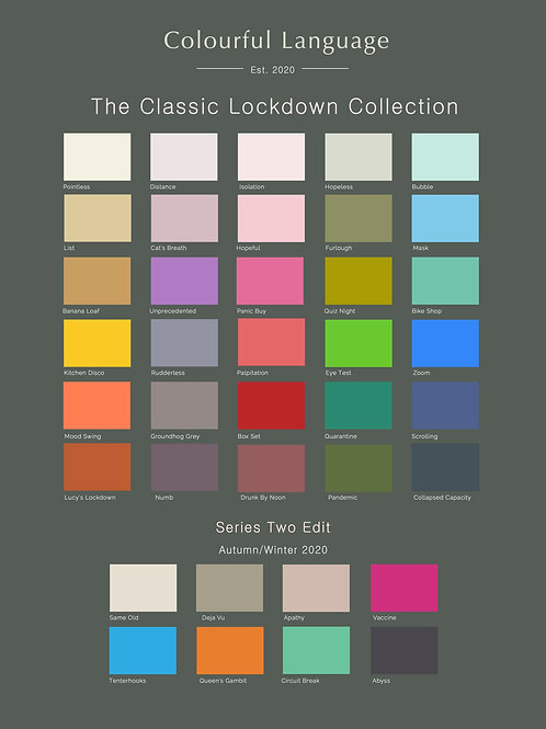 Original Lockdown Collection