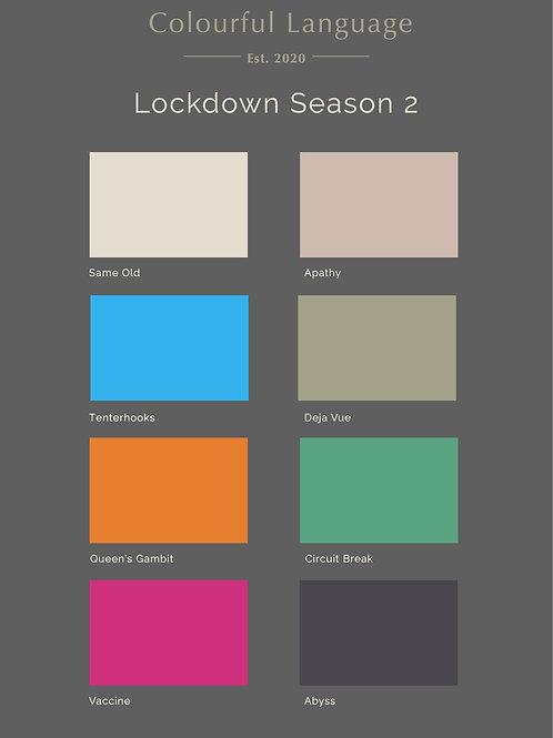 Lockdown Series II
