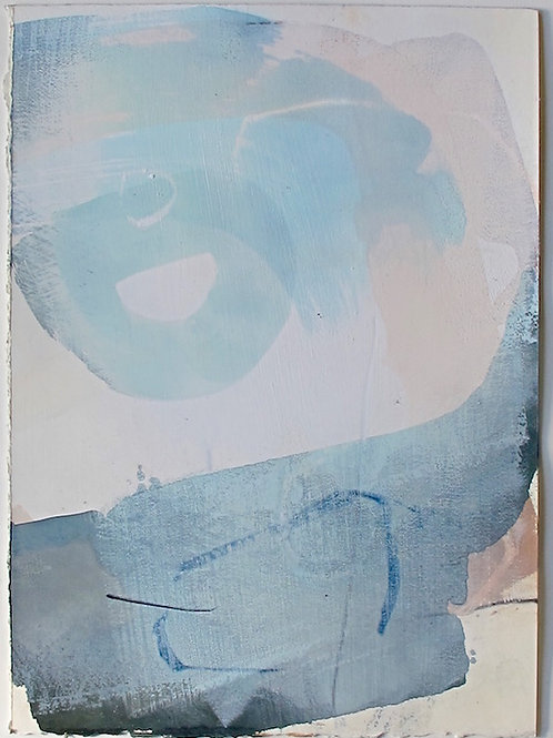 Blue Series by Sam Lock