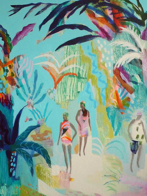 Seaside Jungle