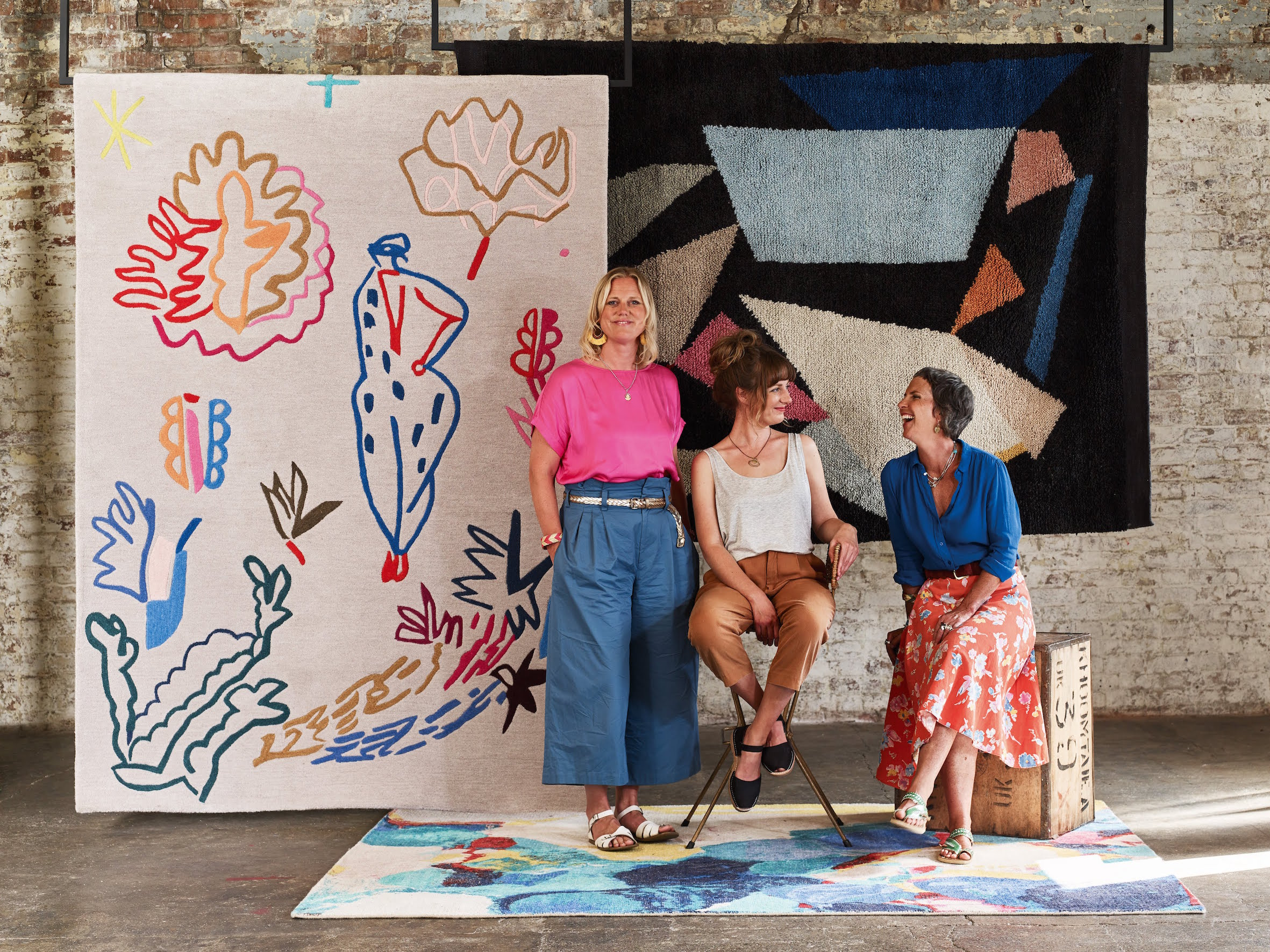 Brighton Artists at Habitat - Sophie Abb