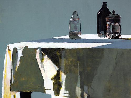 Milk Bottle& Caffetiere