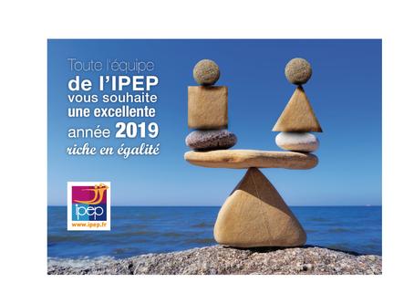 Meilleurs vœux de l'IPEP