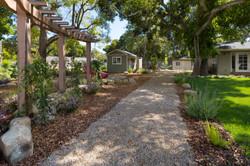 Path Around the Property