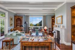 Formal Living Room w ocean views
