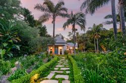 Garden Entry Pathway