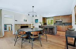 Formal Dining Into Kitchen