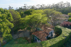 Aerial of the 2 Room Guest House