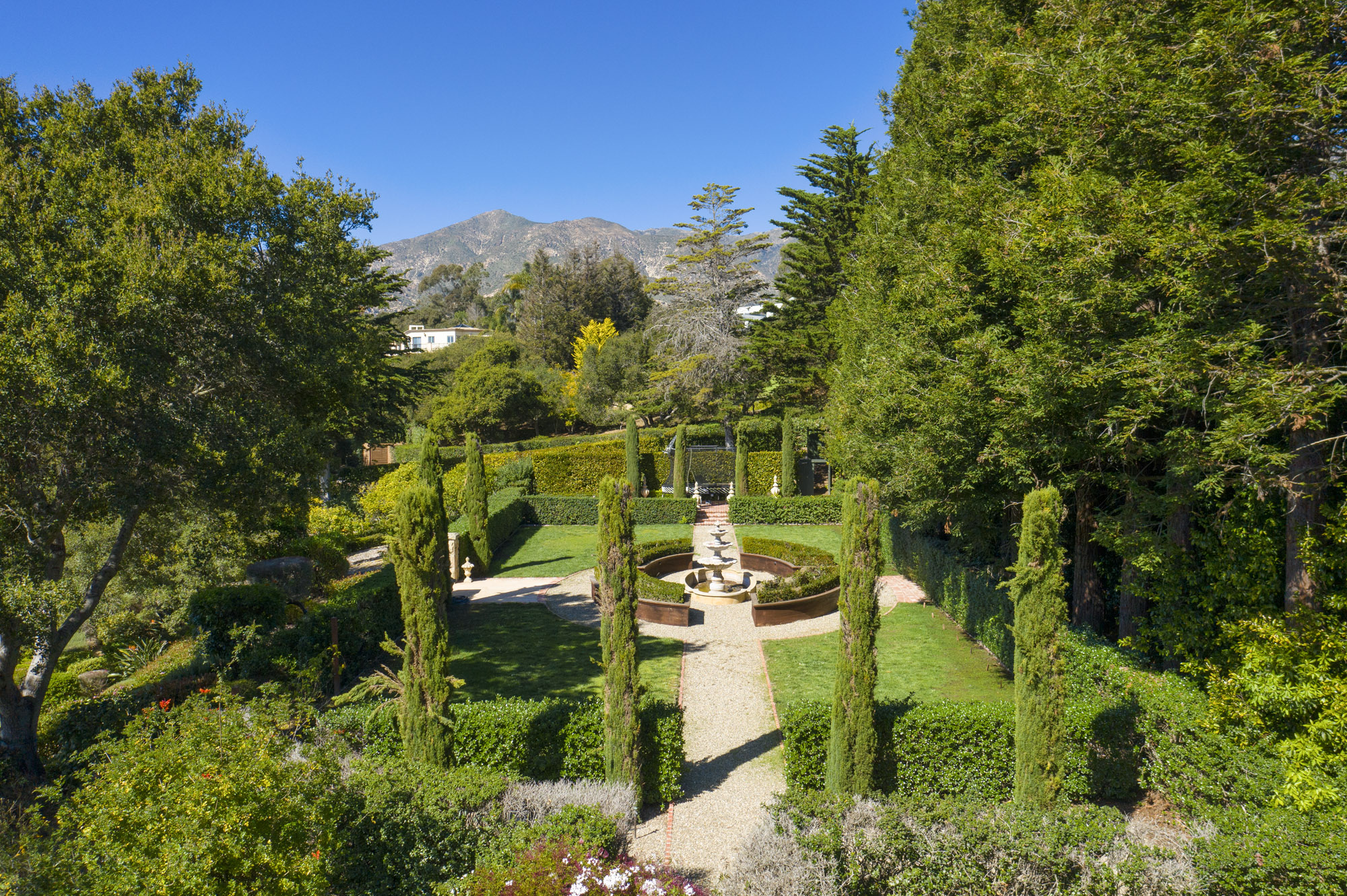 Upper Terraced Gardens
