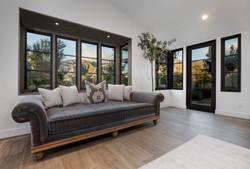 Master Window Seat & View
