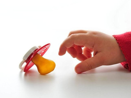 05 Dicas para seu filho(a) largar de vez a chupeta