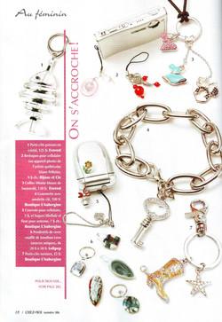 glass jewelry glass pendant