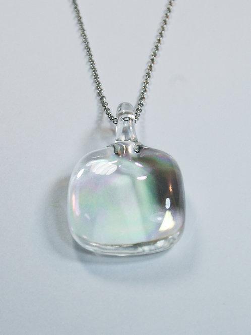 AC2 glass pendant / pendentif en verre