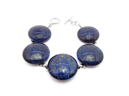 SN10 glass bracelet / bracelet en verre
