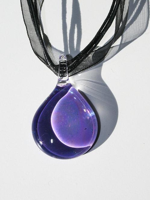Pendant Aurora Purple Pendentif