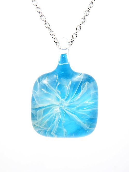 TG2 glass pendant / pendentif en verre