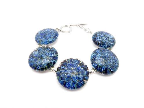 BM10 glass bracelet / bracelet en verre
