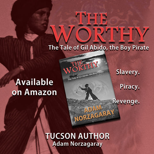 Worthy by Adam Norzagaray