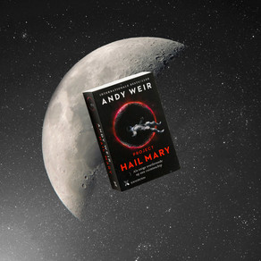 BE/NL Review: PROJECT HAIL MARY van Andy Weir