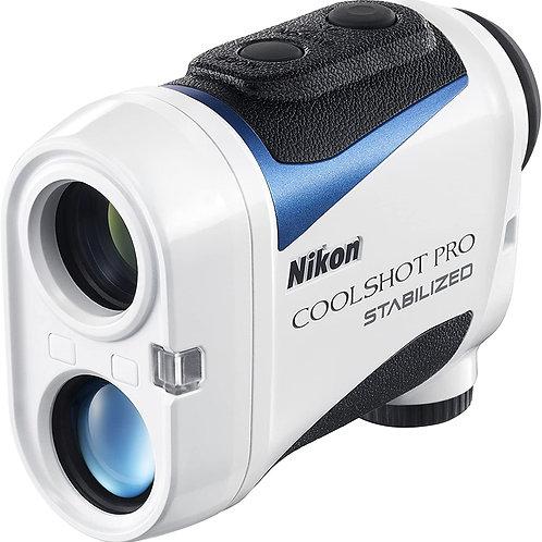 Télémètre - NIKON - Coolshot Pro Stabilized